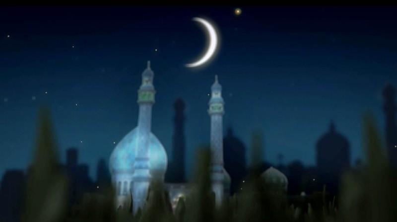 موشن گرافیک ویژه ماه مبارک رمضان
